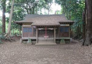 印西市 鳥海神社3