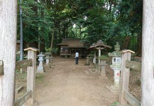 印西市 鳥海神社