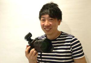 スマイルカメラ梶山